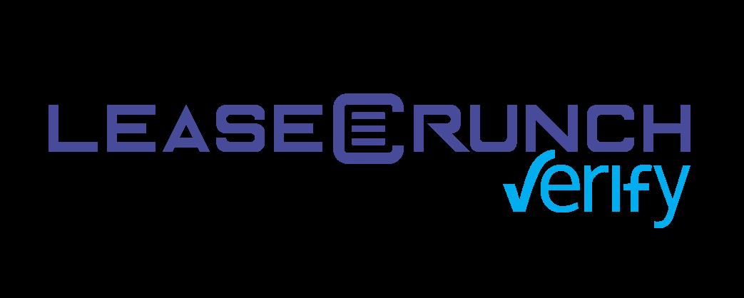 LeaseCrunch Verify Logo