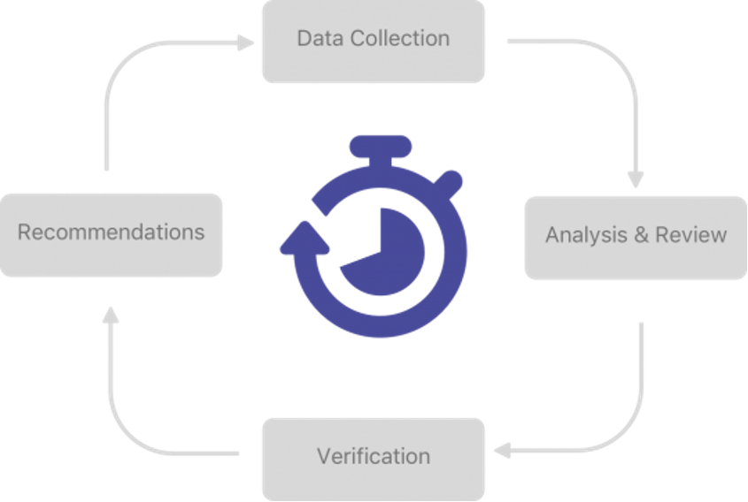 Auditing Process Workflow